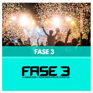 PROVEÏDORS PER FIRES I FESTES- FASE 3 - SO I IL·LUMINACIÓ -  PROVEÏDORS PER FIRES I FESTES