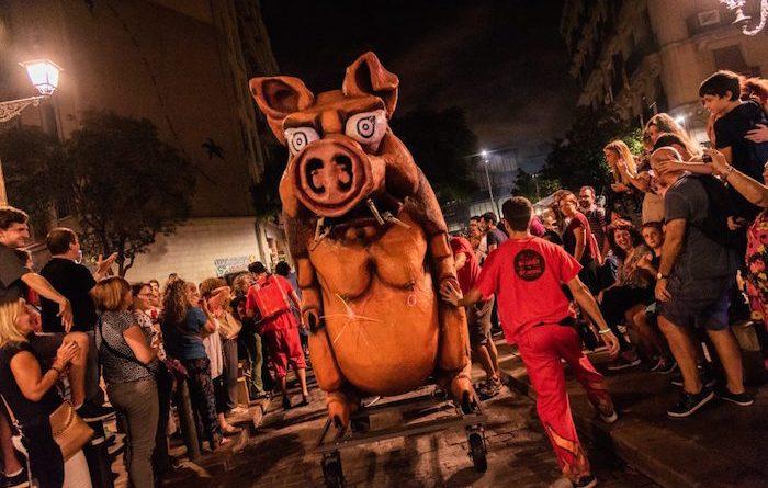 FESTA MAJOR - FESTA MAJOR DE SANT ANTONI - AGENDA BARCELONA