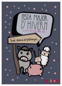 FESTA MAJOR - FESTA MAJOR D'HIVERN SANT ANTONI DE VILAMAJOR - FESTES CATALUNYA