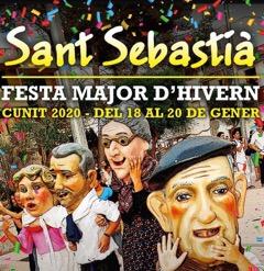 FESTA MAJOR - FESTA MAJOR HIVERN CUNIT - FESTES CATALUNYA