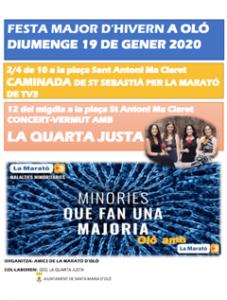 FESTA MAJOR - FESTA MAJOR OLÓ - FESTES CATALUNYA