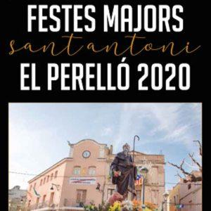 FESTA MAJOR - FESTA MAJOR SANT ANTONI EL PERELLÓ - QUE FER AQUEST CAP DE SETMANA
