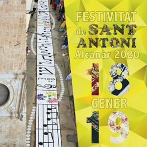 FESTA MAJOR - SANT ANTONI A ALCANAR - FIRES I FESTES