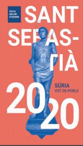 FESTA MAJOR - SANT SEBASTIÀ A SÚRIA - FESTES CATALUNYA