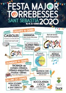 FESTA MAJOR - SANT SEBASTIÀ A TORREBESSES - FESTES CATALUNYA