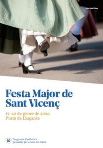 FESTA MAJOR - SANT VICENÇ A PRATS DE LLUÇANÈS - QUE FER AQUEST CAP DE SETMANA