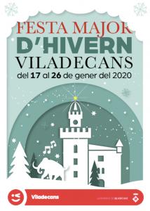 FESTES MAJORS - FESTA MAJOR D'HIVERN DE VILADECANS - QUE FER AQUEST CAP DE SETMANA