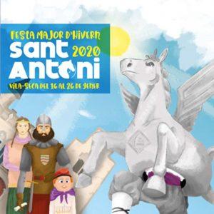 FESTES MAJORS - FESTA MAJOR HIVERN SANT ANTONI A VILA-SECA - AGENDA TARRAGONA