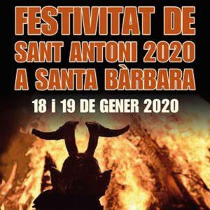 FIRES I FESTES DE CATALUNYA - SANT ANTONI A SANTA BÀRBARA - FESTES MAJORS
