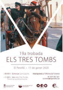 FIRES I FESTES - ELS TRES TOMBS EL PERELLÓ - FESTES CATALUNYA