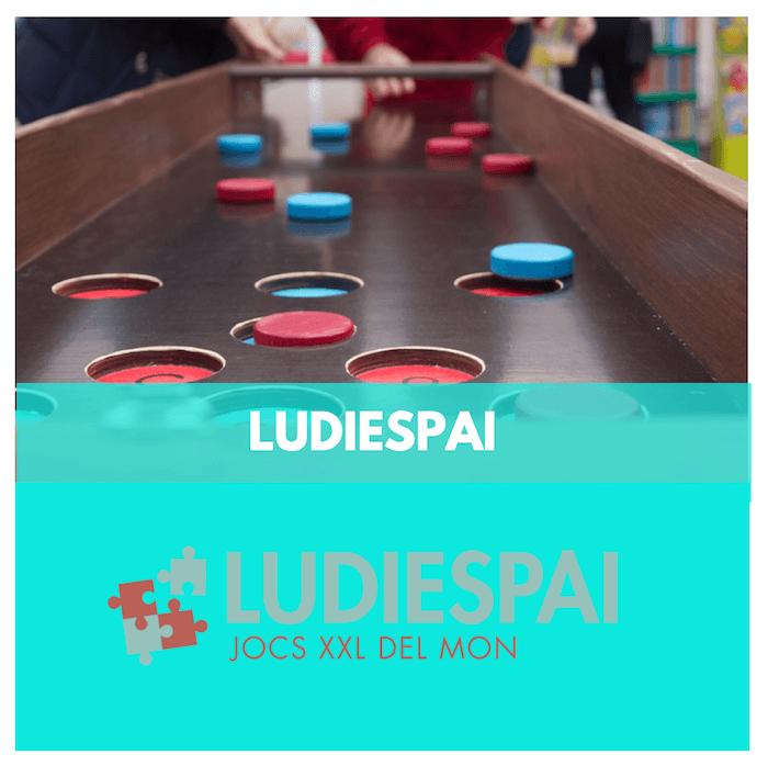 LUDIESPAI - JOCS ANTICS DE FUSTA