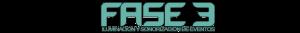 Logo Fase 3 color