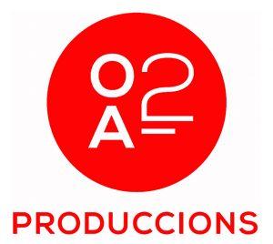 Logo OA2 fons blanc