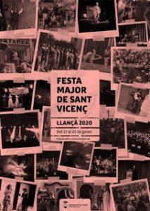 QUE FER AQUEST CAP DE SETMANA - FESTA MAJOR DE SANT VICENÇ A LLANÇÀ - FESTA MAJOR