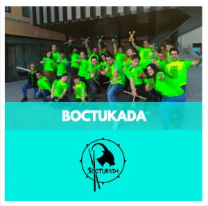 BOCTUKADA - GRUPS DE PERCUSSIÓ