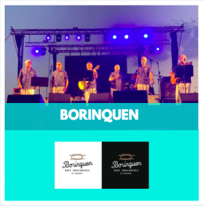 BORINQUEN - GRUP D'HAVANERES - CIA FES-T'HO COM VULGUIS - PROVEÏDORS PER FIRES I FESTES