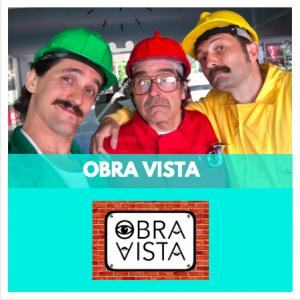 CIA OBRA VISTA - TEATRE DE CARRER