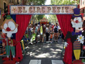 TALLER DE CIRC - EL CIRC PETIT