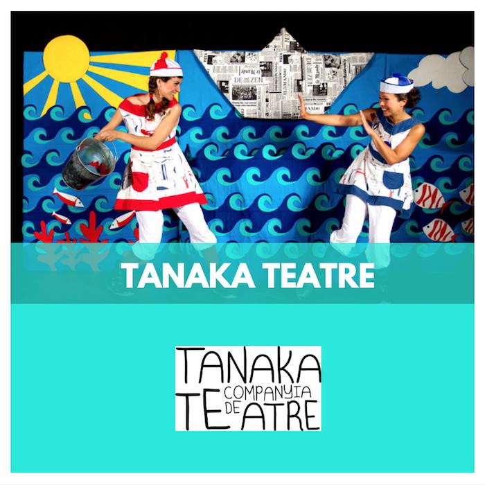 tanaka teatre - teatre per fires i festes