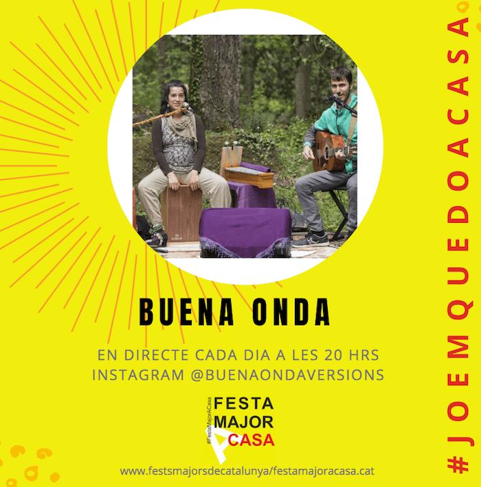 FESTA MAJOR A CASA - BUENA ONDA (1)