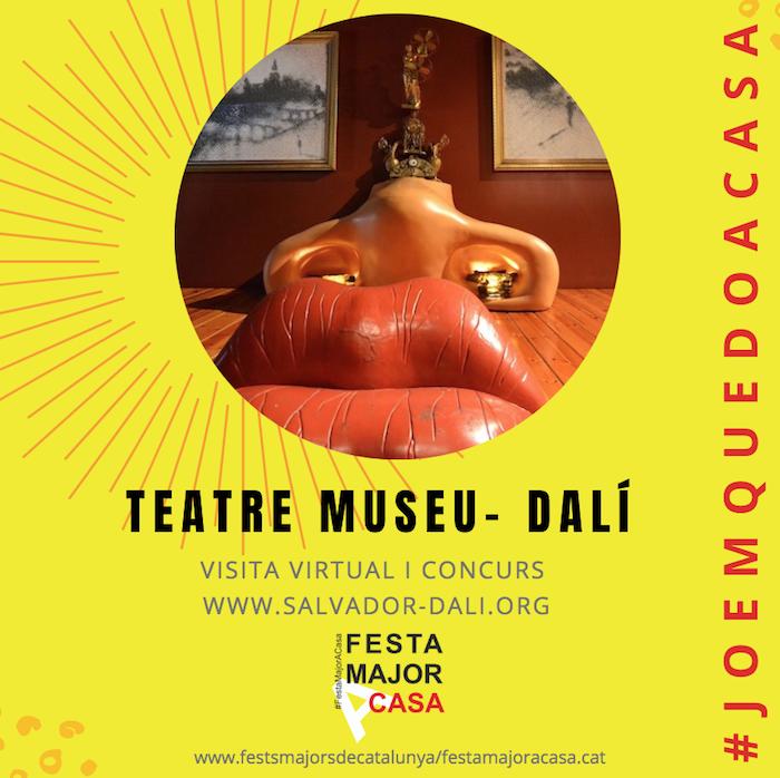FESTA MAJOR A CASA - TEATRE MUSEU DALÍ