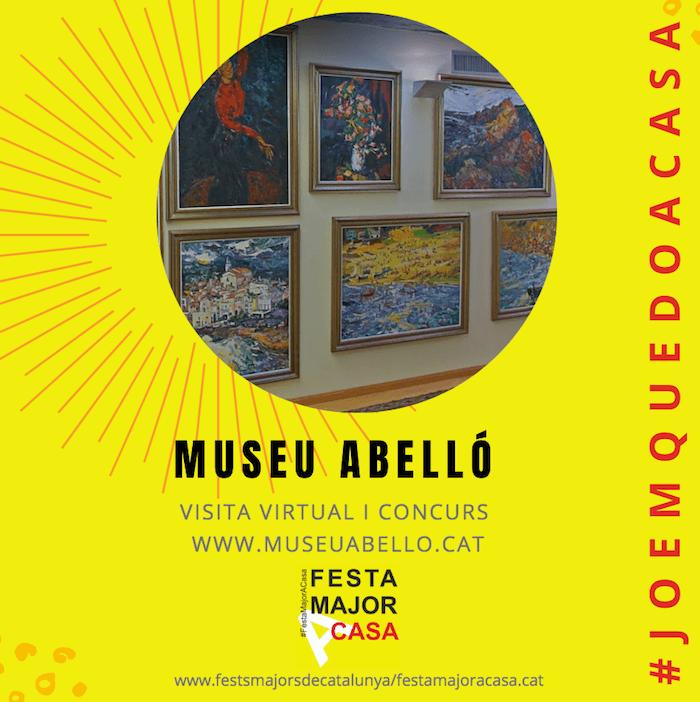 FESTA MAJOR A CASA - VISITA VIRTUAL - MUSEU ABELLÓ (1)
