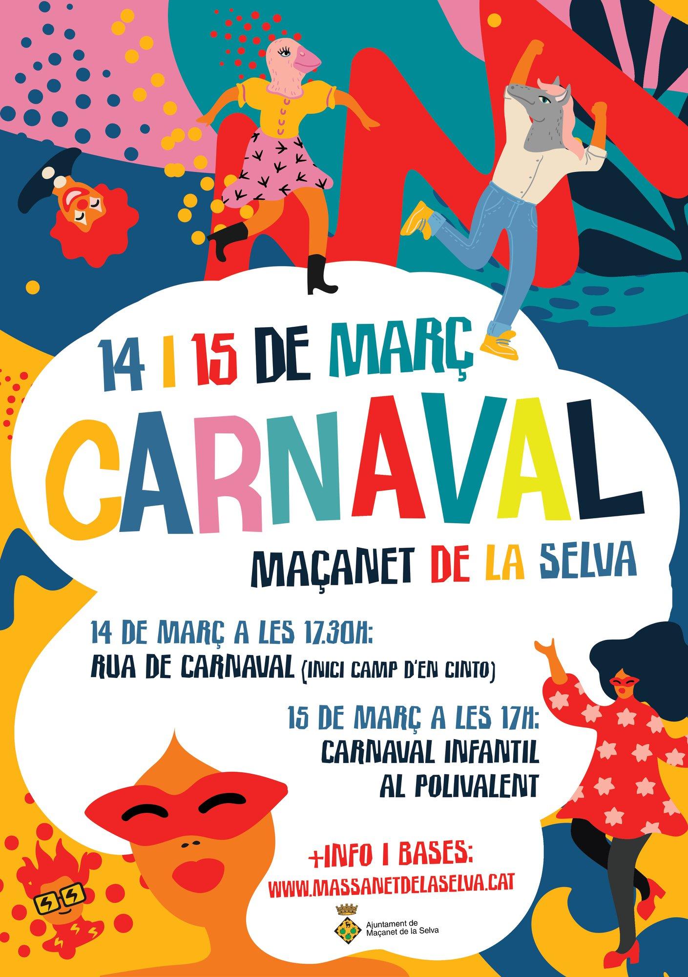 Fires i festes - Carnaval de Maçanet de la Selva 2020