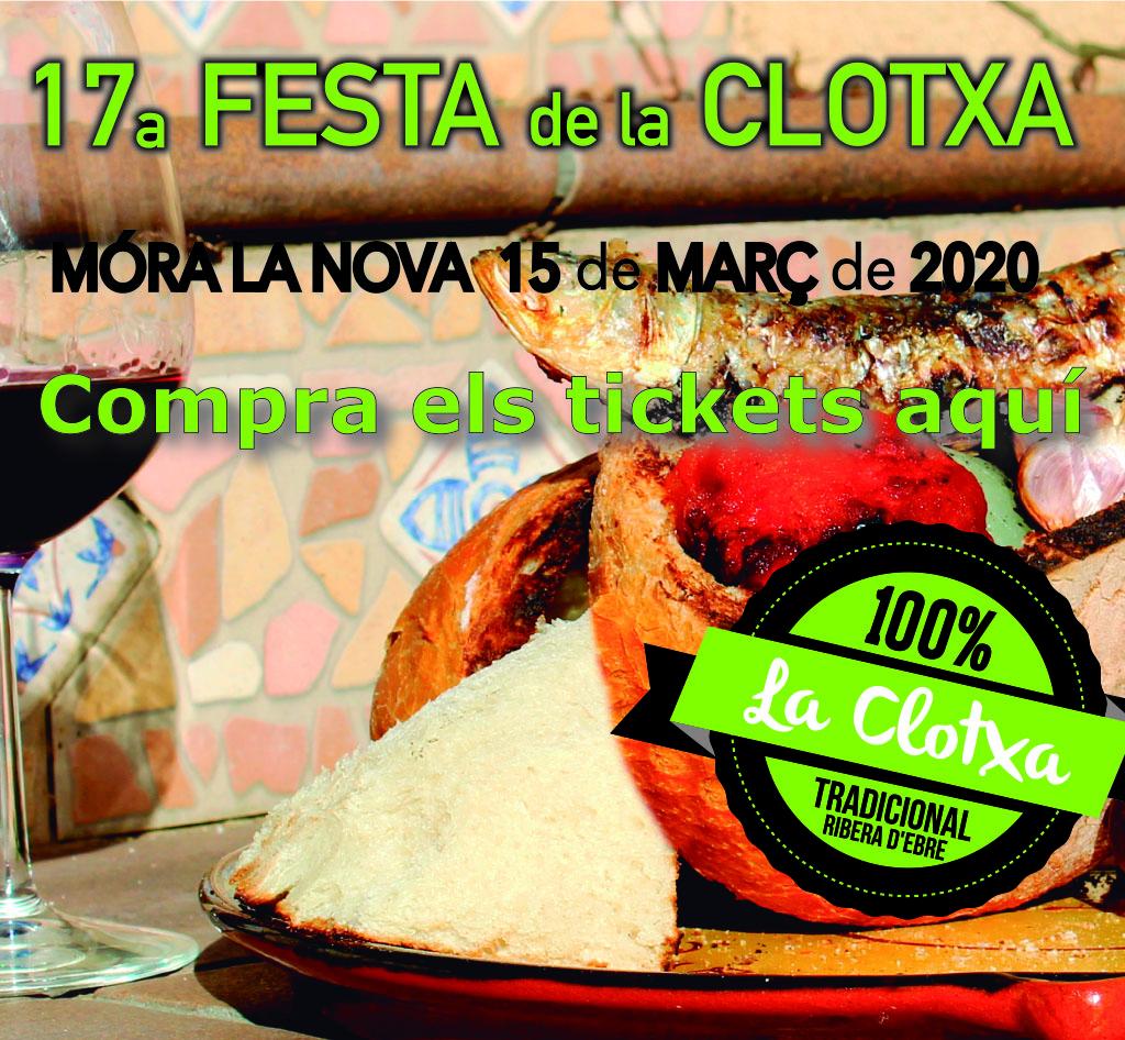 Que fer avui - Festa de la Clotxa de la Rivera - MORA LA NOVA