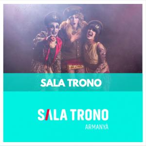 SALA TRONO - COMPANYIES DE TEATRE