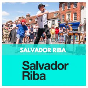 SALVADOR RIBA - TEATRE DE CARRER
