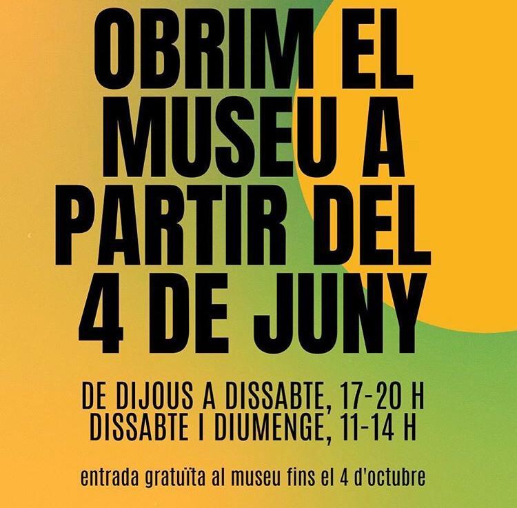 OBERTURA MUSEUS - MUSEU ABELLÓ