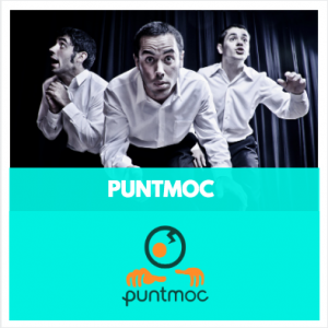 PUNTMOC - COMPANYIES DE TEATRE