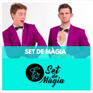 SET DE MÀGIA - MÀGIA