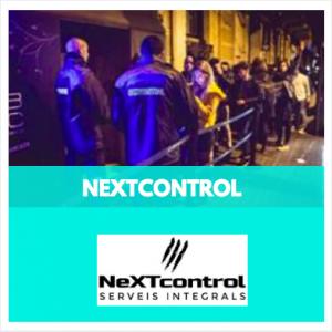 CONTROLADORS D'ACCESSOS -NEXTCONTROL