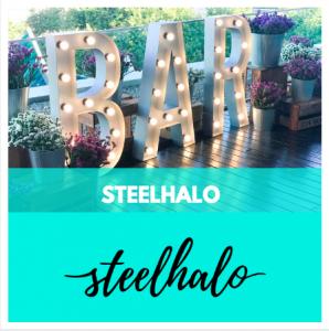 STEELHALO - DECORACIÓ ESDEVENIMENTS