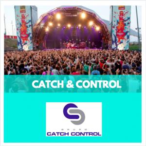 CATCH & CONTROL - CONTROLADORS D'ACCESSOS