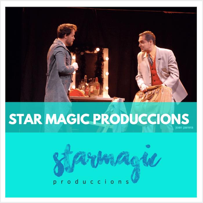 ESPECTACLES DE MÀGIA- STARMAGIC PRODUCCIONS