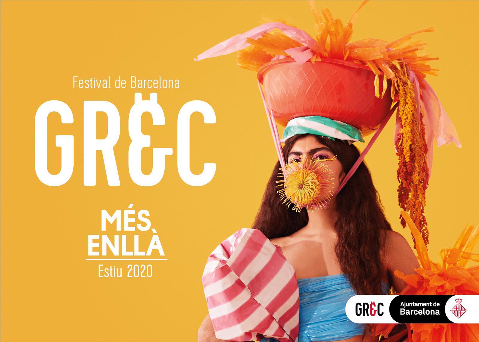 Que fer aquest cap de setmana - Festival Grec barcelona 2020