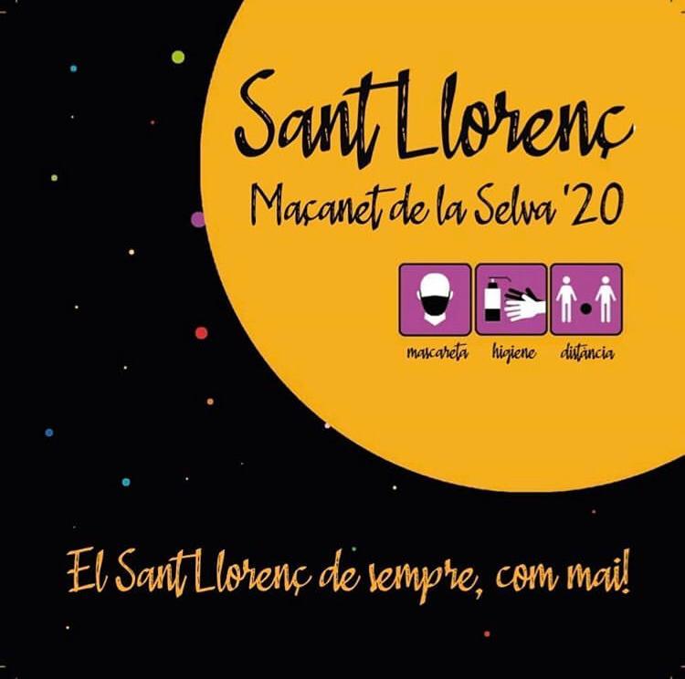 Festa Major de Sant Llorenç - Maçanet de la Selva - Que fer aquest cap de setmana