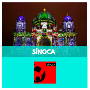 VIDEOMAPPING -SÍNOCA - video mapping barcelona
