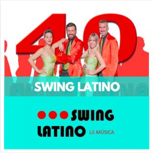 SWING LATINO - ORQUESTRES DE FESTA MAJOR