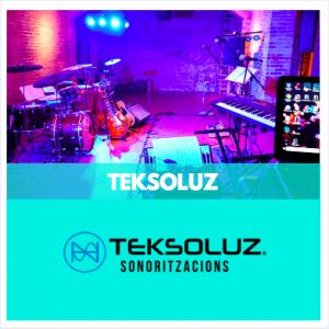 TEKSOLUZ - LLUM I SO