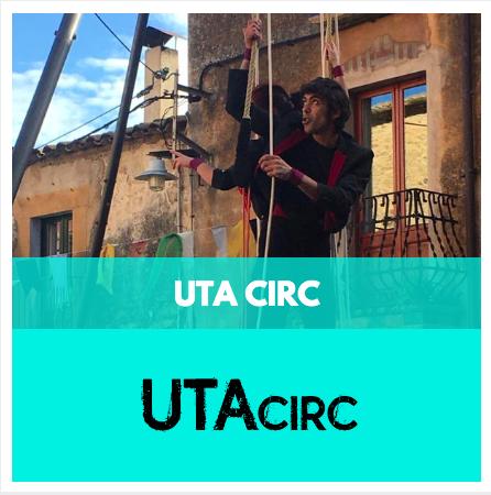 UTA CIRC - ESPECTACLES DE CIRC