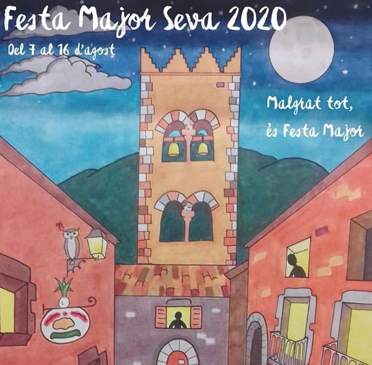 que fer aquest cap de setmana -Festa Major de Seva - fires i festes