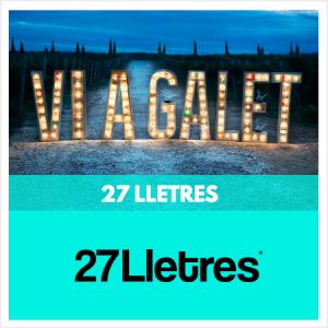 27 lletres - decoració per esdeveniments