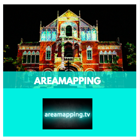 AREAMAPPING - VIDEO MAPPING