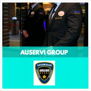 AUSERVI GROUP - EMPRESES DE SEGURETAT