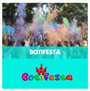 BOTIFESTA - FESTA HOLI