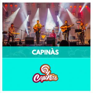 CAPINÀS - GRUPS DE MÚSICA
