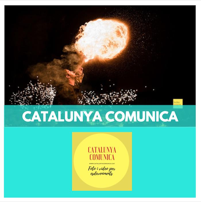 FOTOGRAFIA PER ESDEVENIMENTS - CATALUNYA COMUNICA